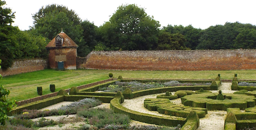 Basing House and gardens