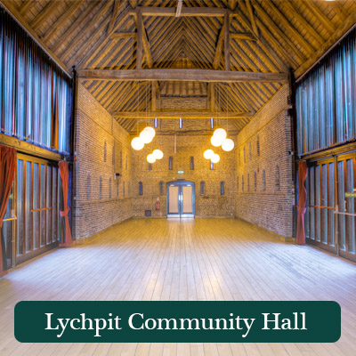 Lychpit Community Hall