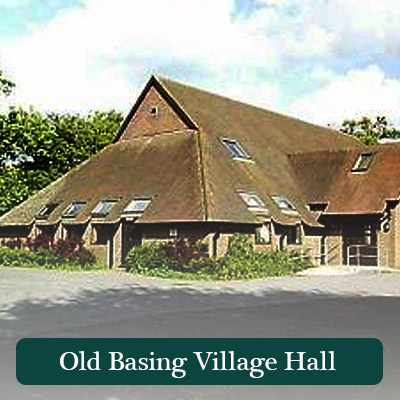 Old Basing Village Hall